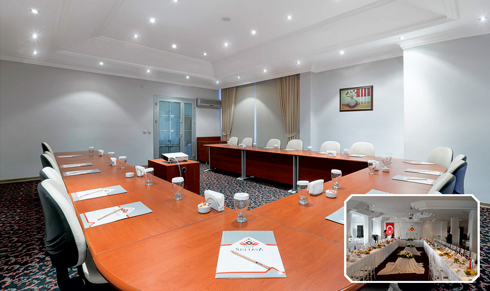 SULTAŞA OTEL Meeting room