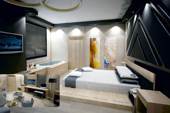SULTAŞA OTEL Suit Room